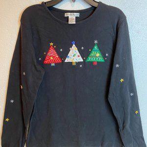 Christmas  New Year T-Shirt Long Sleeves